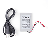 udskiftning af batteri til PS3 trådløs controller