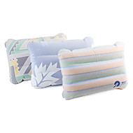 Flocking Waist Pillow And Cushion (Assorted Colors)
