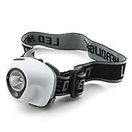 3-phare en mode conduit (1W, blanc)
