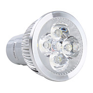 4W GU5.3(MR16) LED Spotlight MR16 4 High Power LED 360 lm Natural White AC 85-265 V