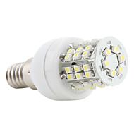 3W E14 LED a pannocchia 48 SMD 3528 150 lm Bianco AC 220-240 V