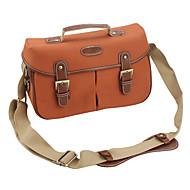 Retro Styled Camera Camcorder Bag (Orange)