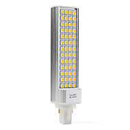 9W G24 / E26/E27 LED Corn Lights T 52 SMD 5050 600 lm Warm White / Natural White AC 100-240 V