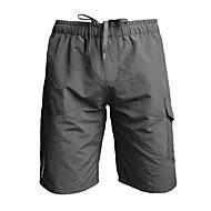 JAGGAD Fahhrad/Radsport Baggyhosen / Shorts/Kurze radhose/MTB-Short / Gepolsterte Shorts / Unten HerrnAtmungsaktiv / Rasche Trocknung /