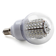 3.5 W- A - E14 - Globepærer (Natural White 210 lm- AC 220-240