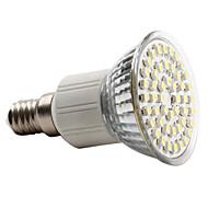 3W E14 Faretti LED MR16 48 SMD 3528 150 lm Bianco AC 220-240 V