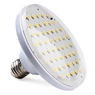 E26/E27 8 W 52 SMD 5050 650 LM Warm White / Natural White PAR38 Spot Lights AC 220-240 V