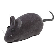 Squeaking Mouse Style Cat Scratch Toys (Random Color)