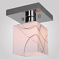 Max 40W Flush Mount ,  Modern/Contemporary Electroplated Feature for Mini Style Metal Kitchen