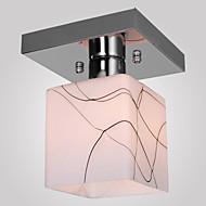Takplafond ,  Moderne / Nutidig galvanisert Trekk for Mini Stil Metall Kjøkken