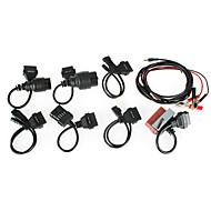 kablar för Autocom CDP PRO för bilar (8-bit pack)