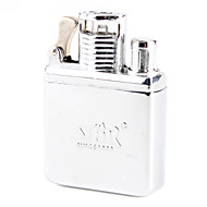 Marque Terre Argent Huile Vintage Lighter