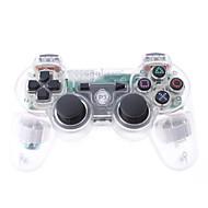 Mando GoiGame Wireless DoubleShock 3 para PS3 (Transparente)