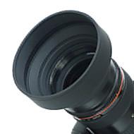 58mm objectif en caoutchouc pour grand angle, standard, téléobjectif