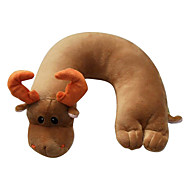 Beau style Moose U-Shape Neck Oreiller de voyage