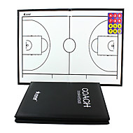 Opvouwbare & Magnetic Basketball Coaching Board