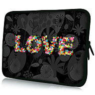 "Love Pattern 7""/10""/13"" Laptop Sleeve Case for MacBook Air Pro/Ipad Mini/Galaxy Tab2/Sony/Google Nexus 18063"