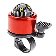Bicycle Metal Bell with Compass(6 Colors)