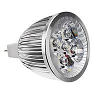 GU5.3 6 W 5 High Power LED 280 LM Natural White MR16 Spot Lights DC 12 V