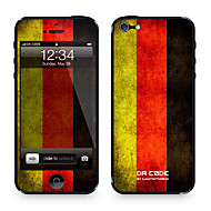 "Pelle Codice Da ™ per iPhone 4/4S: ""Germania"" (Bandiere Serie)"
