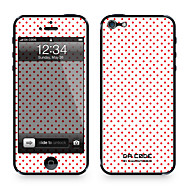 "Da Code ™ Skin för iPhone 4/4S: ""Beautiful Pattern"" (Abstract Series)"