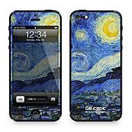 "Da Code ™ Skin for iPhone 4/4S: ""Starry Night"" by Vincent van Gogh (Masterpieces Series)"