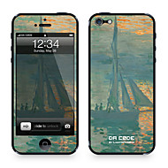 "Da koodi ™ Skin iPhone 4/4S: ""Sunrise (Marine)"" Claude Monet (mestariteokset Series)"