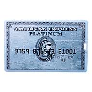 Blue Card tipizzato CompactFlash Schede di memoria 16G