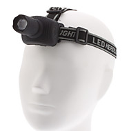 Lights LED Flashlights/Torch / Headlamps LED 1000 Lumens 3 Mode Cree XM-L T6 AAAAdjustable Focus / Waterproof / Super Light / Compact