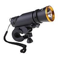 Torce LED / Torce (Tattico / Compatta / Taglia piccola) - LED 1 Modo 300 Lumens AAA Batteria - Ciclismo SAIK