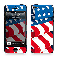 "Da Kode ™ Skin for iPhone 4/4S: ""USA, United States of America"" ​​(Flags Series)"