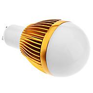 2 W- A - GU10 - Globepærer (Warm White 180 lm- AC 85-265