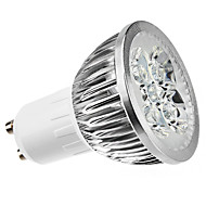 Focos Regulable MR16 GU10 4.0 W 4 LED de Alta Potencia 360 LM Blanco Natural AC 100-240 V
