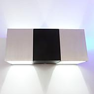 2 Ενσωματωμένο LED Μοντέρνο/Σύγχρονο Γαλβανισμένο Χαρακτηριστικό for LED Mini Style Συμπεριλαμβάνεται Λάμπα,Ατμοσφαιρικό Φως Wall Light