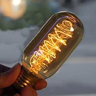 40W E27 retro teollisuuden hehkulampun Edison tyyli