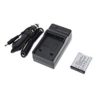 ENEL19 Battery Charger with 3.7v Battery EN-EL19 for Nikon CoolPix S3100 Camera