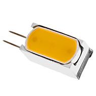 G4 1.5W 125-140LM 3000-3500K Warm White Light LED Spot Bulb (12V)