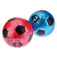 Plastique souple Football (couleur aléatoire)