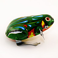 Stem Afvikling Iron Frog