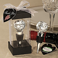 Crystal Ball Ontwerp Wine Stoppers