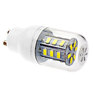 GU10 4W 24 SMD 5730 330-380 LM Cool White T LED Corn Lights AC 220-240 V