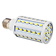 12w 1200lm e26 / e27 geleid maallampen t 60 smd 5050 lm koel wit AC 220-240 v
