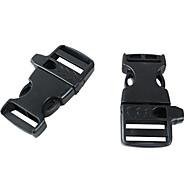 Plastic Side Release Contoured Buckles for 550 Paracord Bracelets