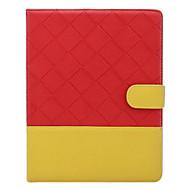Culoare pu regim mixt din piele pentru iPad mini 3, iPad mini 2, ipad mini
