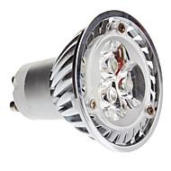 Spot Lights , GU10 3 W LM Warm White AC 85-265 V