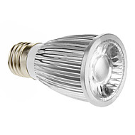 E26/E27 5 W 1 COB 420-450 LMCool/Warm White Spot Lights AC 85-265 V