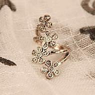 指輪 パーティー / 日常 / カジュアル ジュエリー 合金 / 樹脂 女性 ステートメントリング 銅色