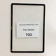 FOTGA® Premium LCD Screen Panel Protector Glass for Canon 70D