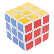 Shengshou Hvit 3x3x3 Spring Speed Magisk Cube