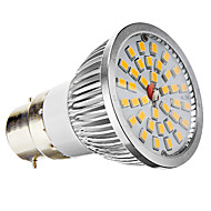 B22 5 W 36 SMD 2835 360 LM Warm White MR16 Spot Lights AC 100-240 V